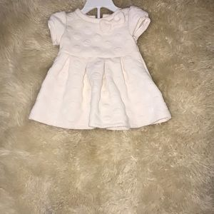 Other - Baby Girl Cream Top